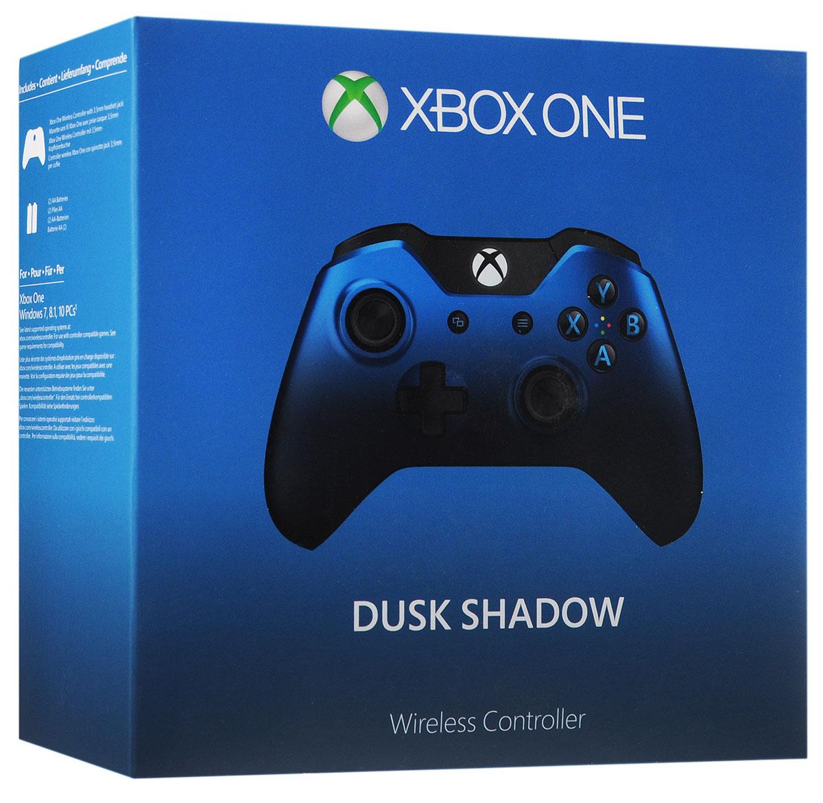 Xbox One Dusk Shadow беспроводной геймпад