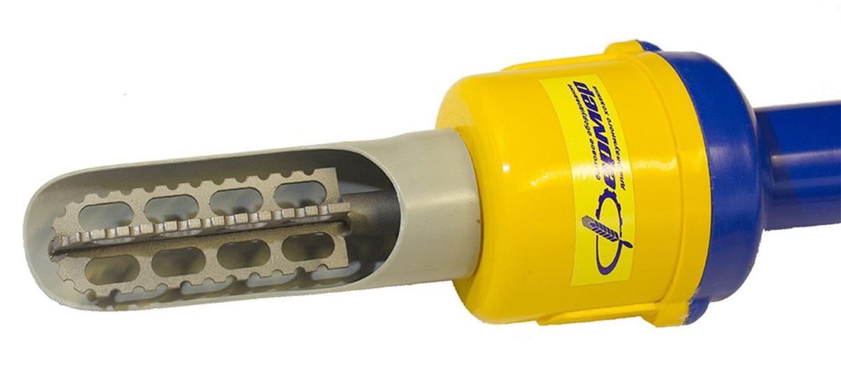 Фермер РЧ-01, Blue Yellow электрическая рыбочистка ( РЧ-01 )