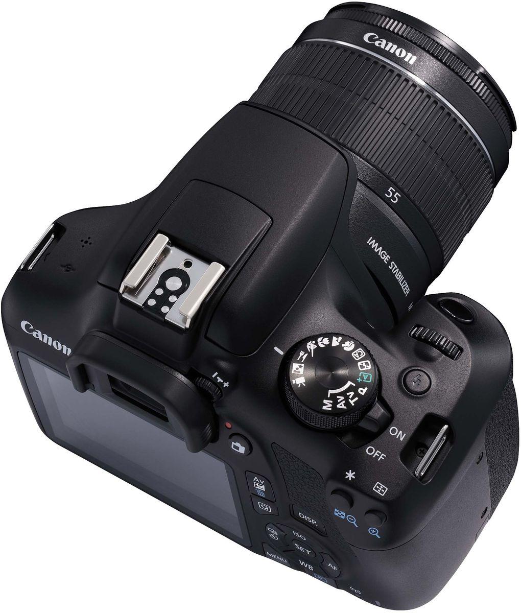 Canon EOS 1300D Kit 18-55 IS II цифровая зеркальная фотокамера