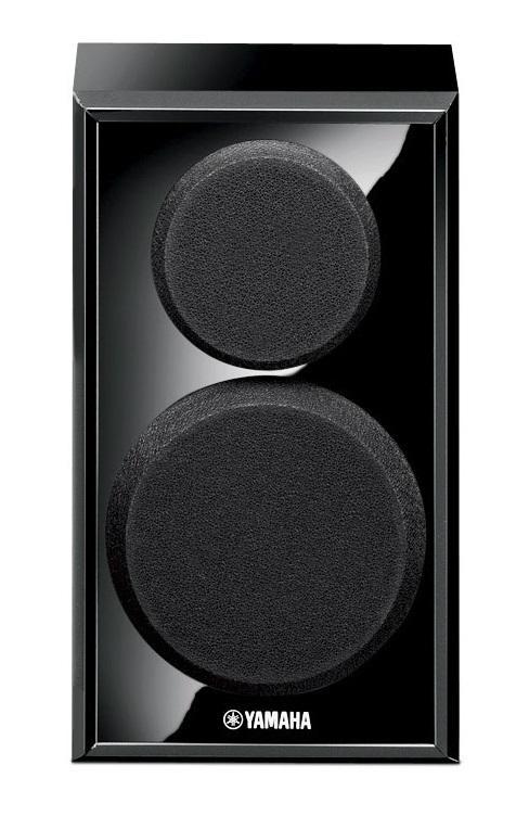 Центральная и тыловые колонки Yamaha NS-P150 3.0, Black (3 шт)