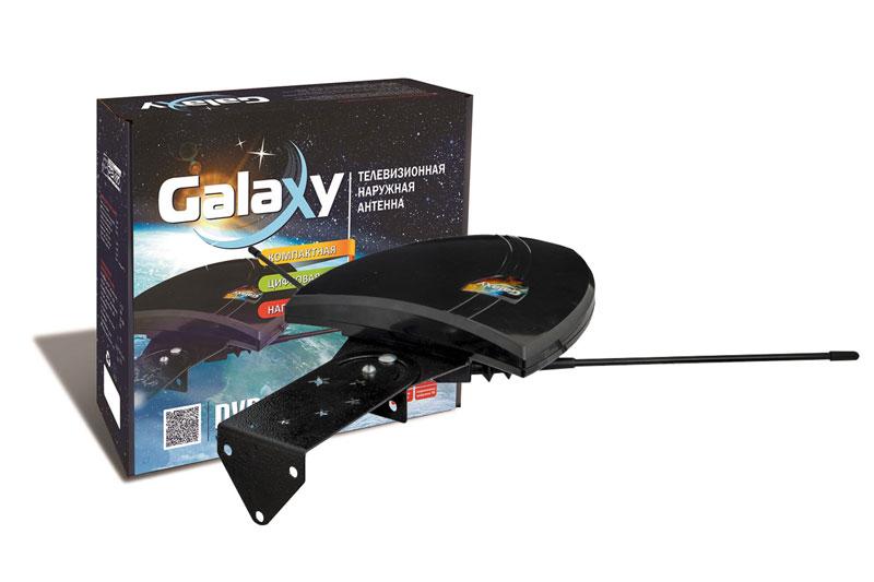 РЭМО Galaxy, Black наружная антенна для ТВ