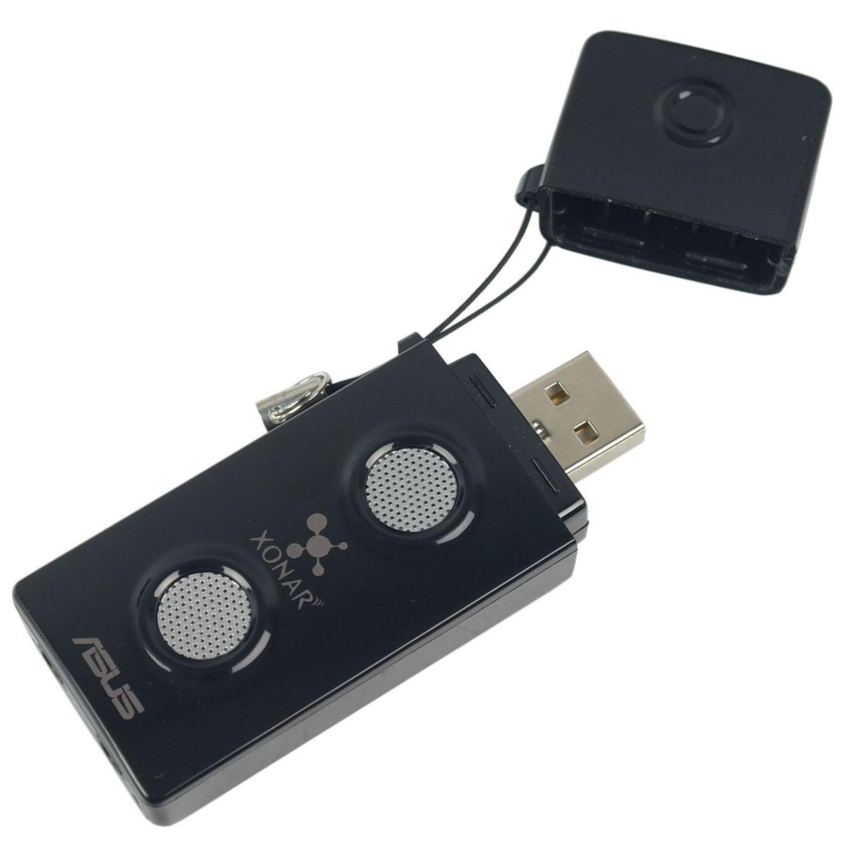 Asus Xonar U3 звуковая карта ( XONAR U3 )