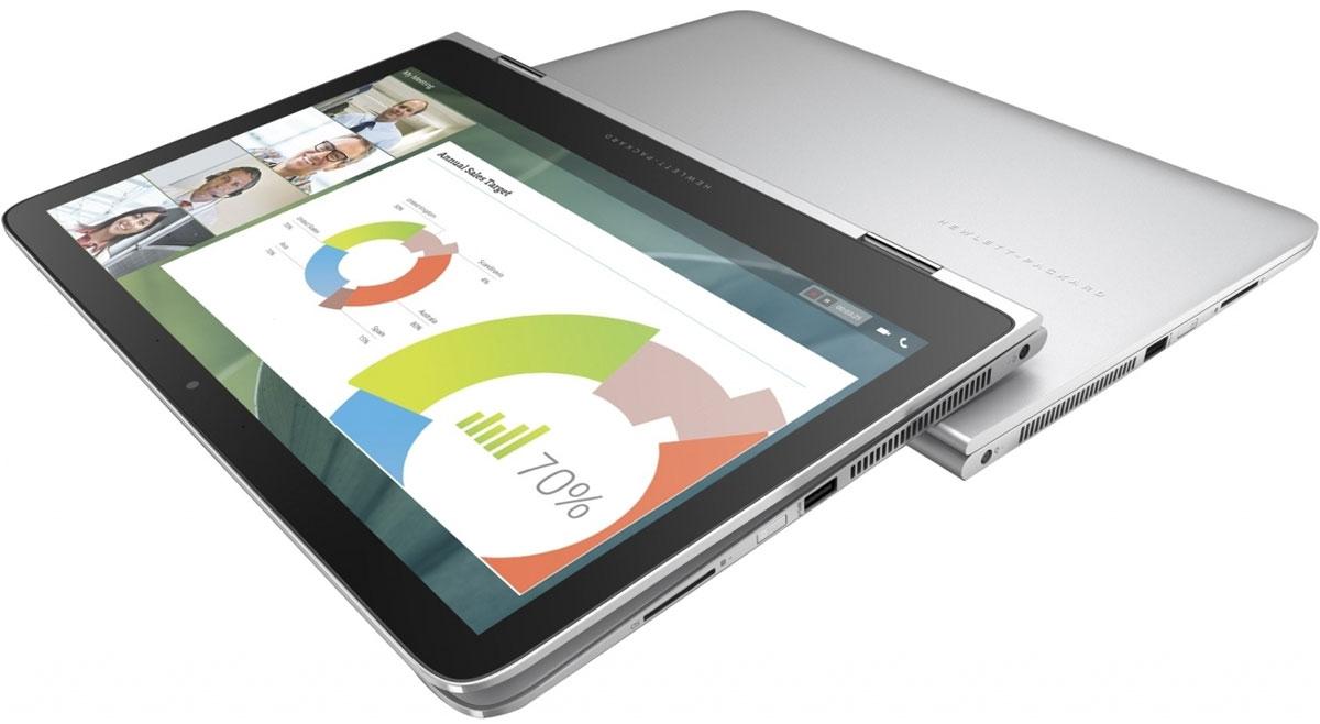 HP Spectre Pro x360 G2, Metallic Grey (V1B02EA)