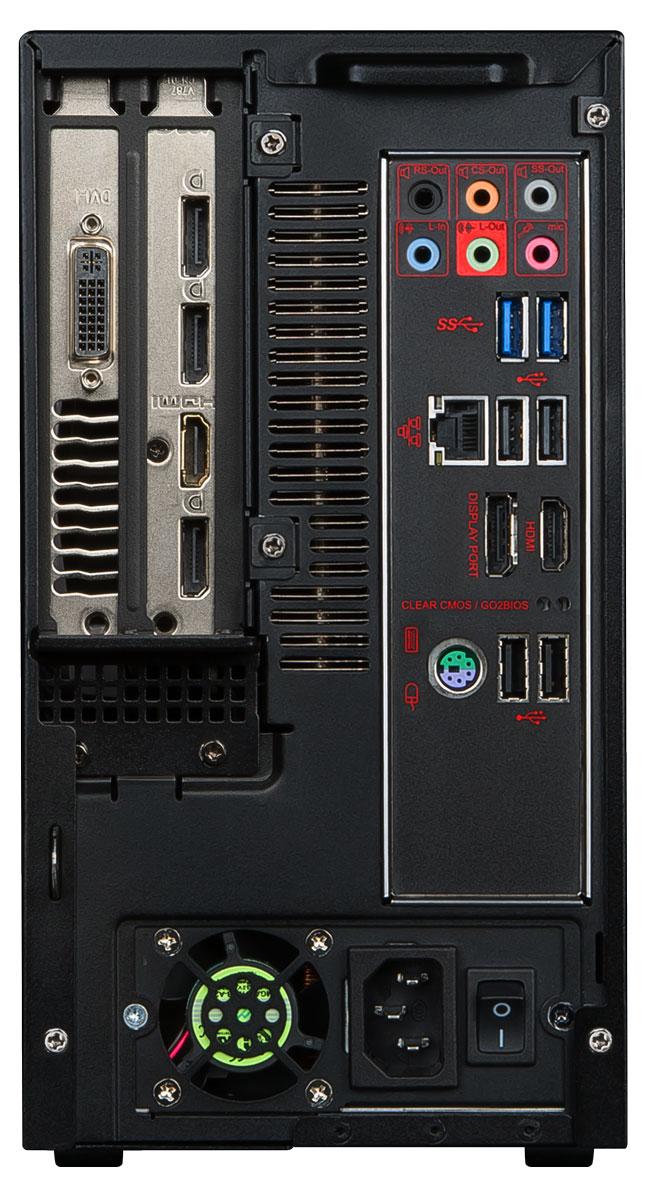 MSI Nightblade MI-026RU, Black настольный компьютер