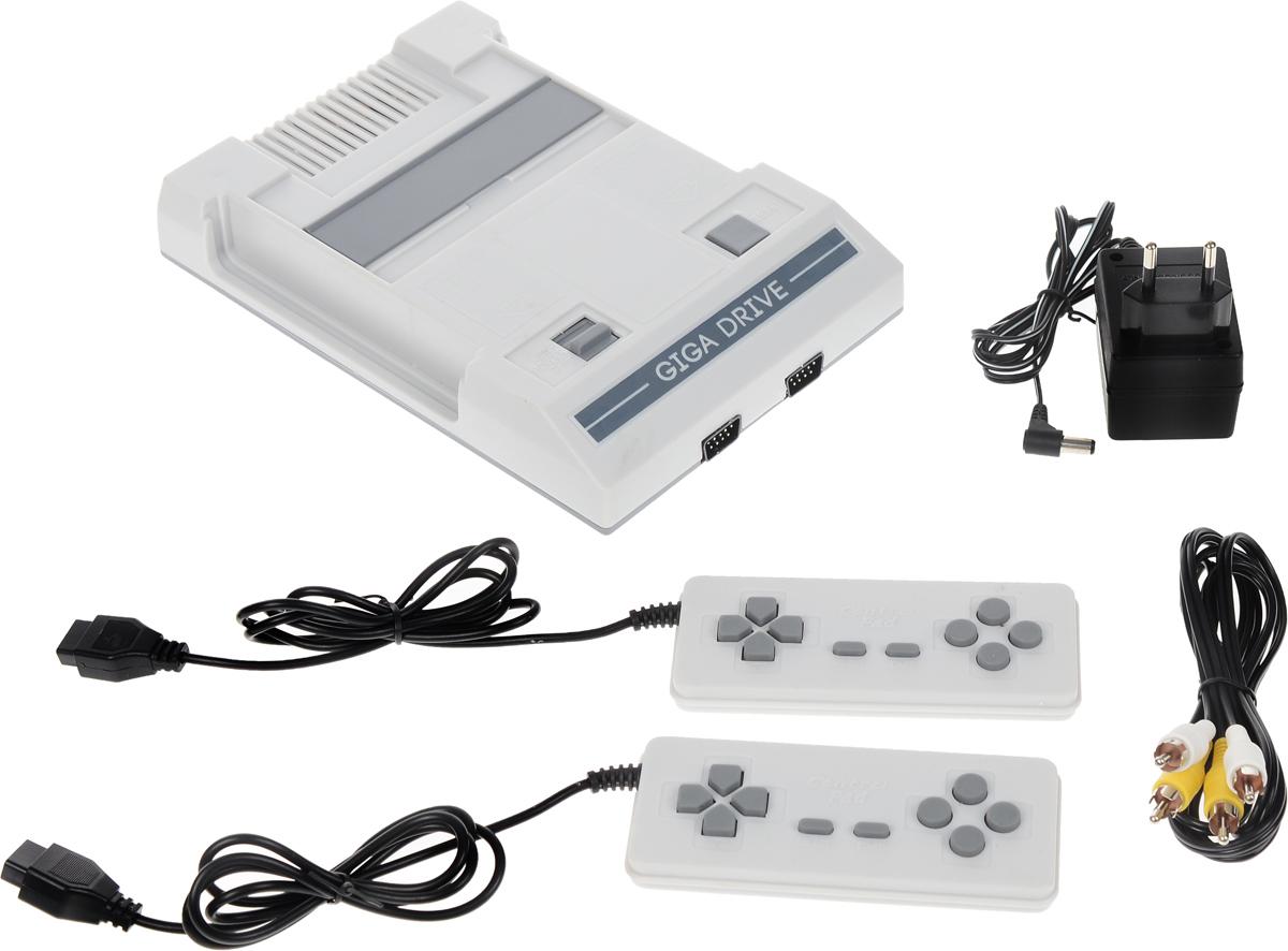 Игровая приставка Giga Drive 8 bit 999999 игр