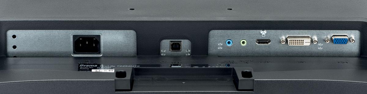 iiyama T2252MTS-B3, Black монитор ( T2252MTS-B3 )