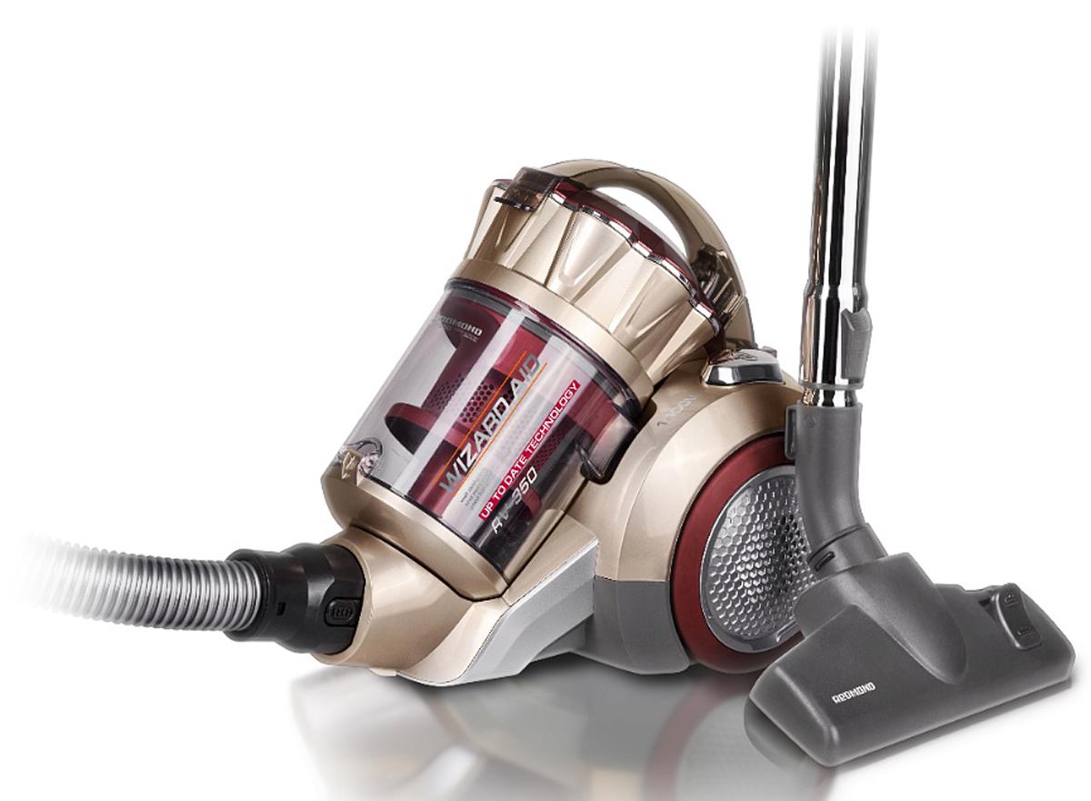 Redmond RV-350 пылесос ( RV-350 )