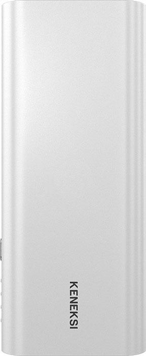 Keneksi PB 1, Silver внешний аккумулятор (10000 мАч) ( PB 1 silver )