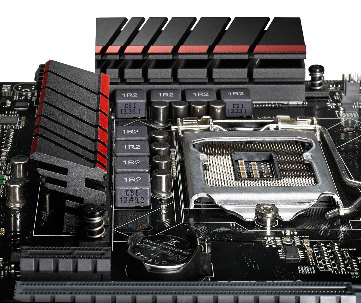 Asus B85-Pro Gamer материнская плата ( 90MB0IK0-M0EAY0 )