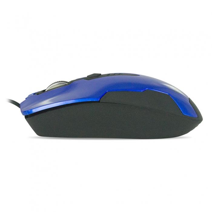 CBR CM 305, Blue Black мышь