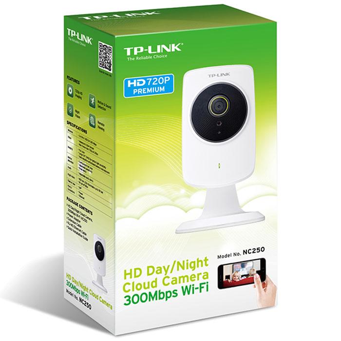 TP-Link NC250 беспроводная облачная HD-камера