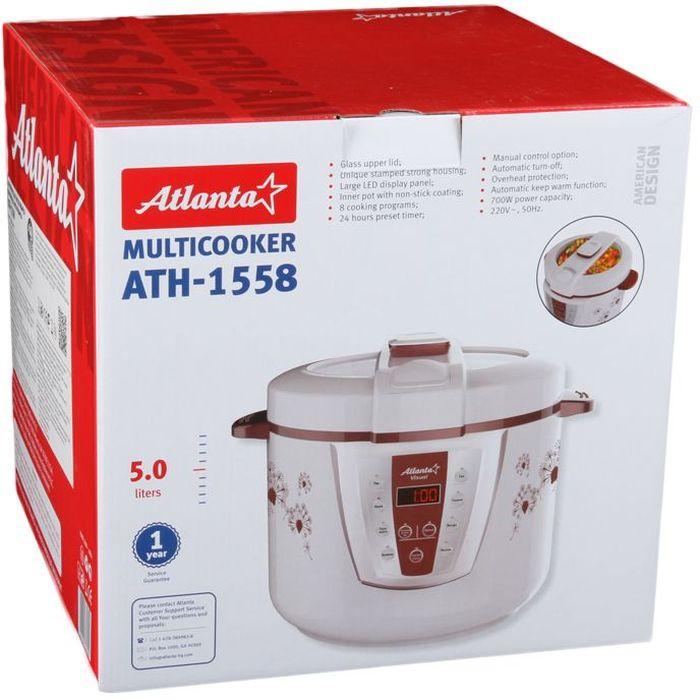Atlanta ATH-1558 мультиварка