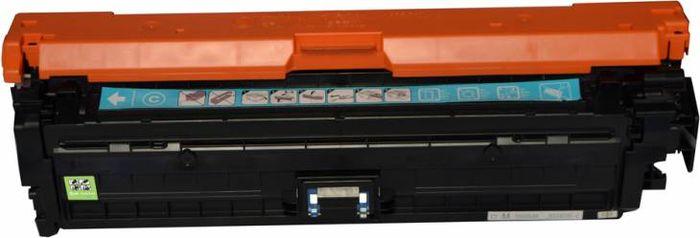 Cactus CS-CE741A, Cyan тонер-картридж для HP CLJ CP5220/CP5221