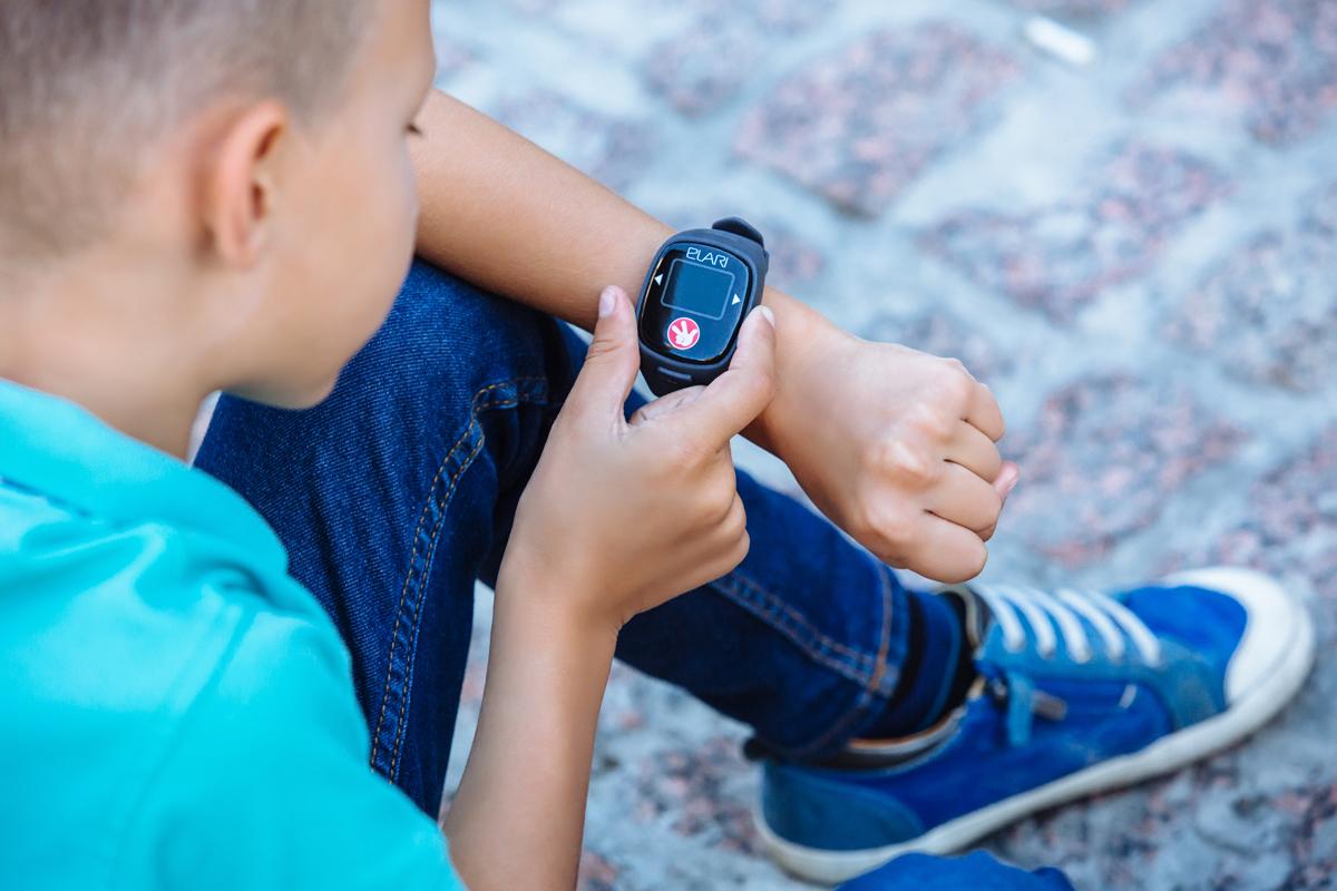 Elari Fixitime 2, Black часы-телефон
