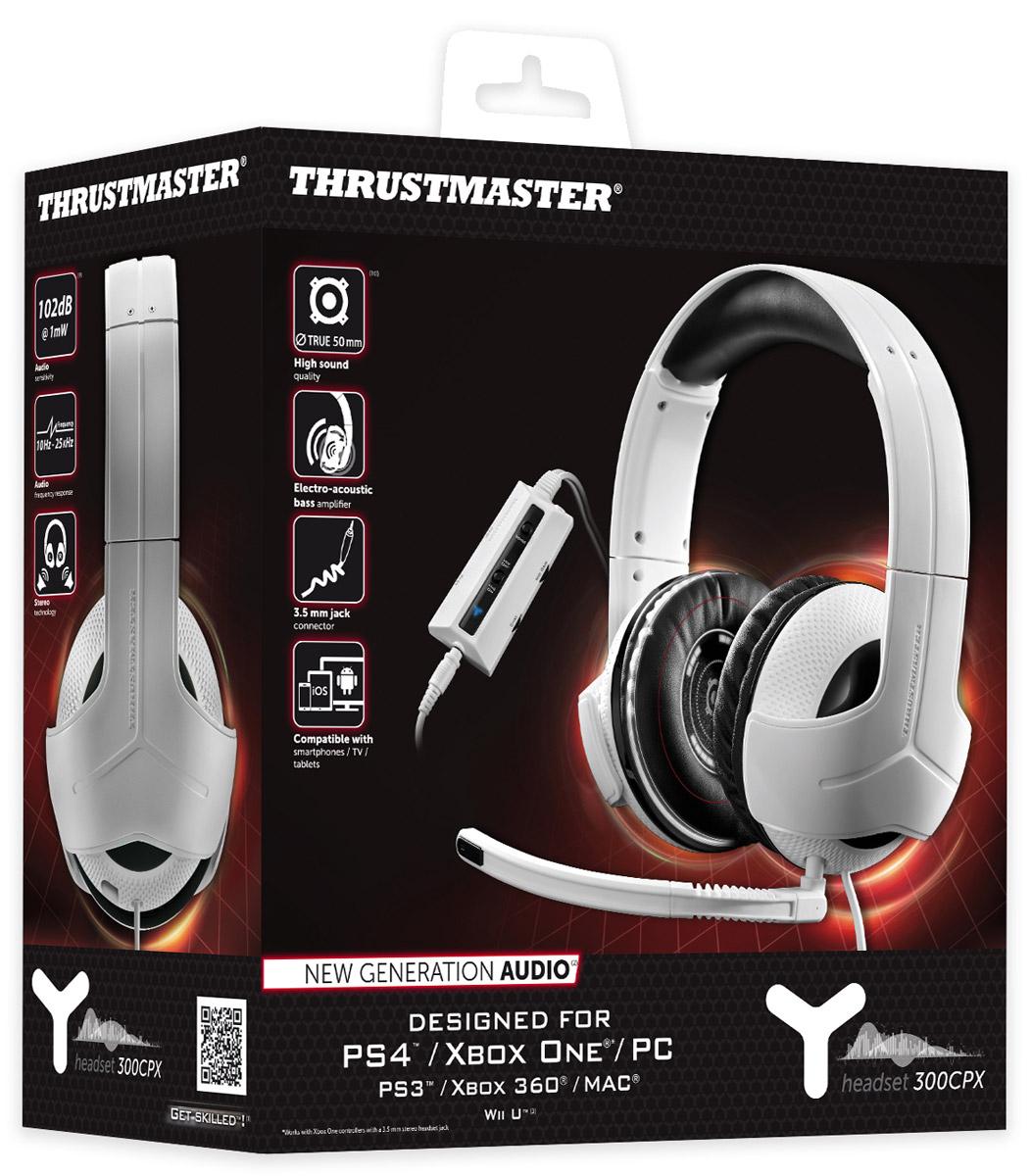 Thrustmaster Y300CPX игровая гарнитура для PS4 (4060077)
