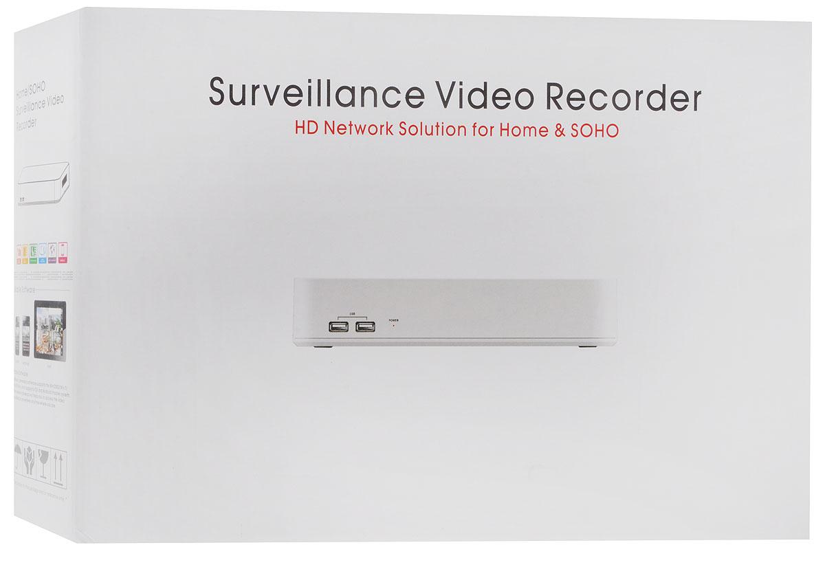 IVUE IVN1004A-HP регистратор системы видеонаблюдения