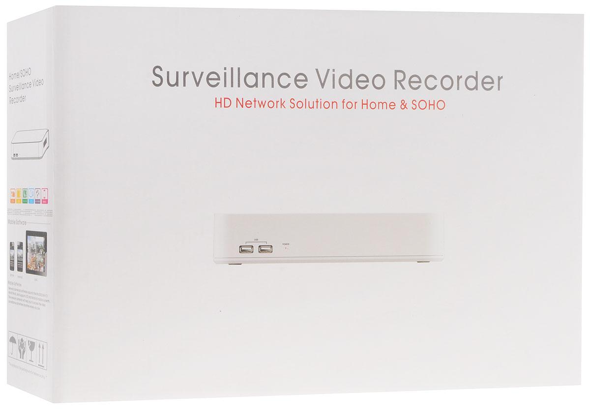 IVUE IVN1004A-H1 регистратор системы видеонаблюдения