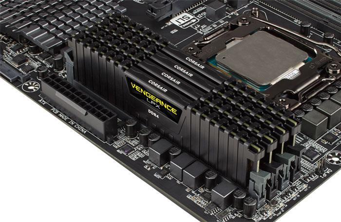 Corsair Vengeance LPX DDR4 16Gb 2400 МГц модуль оперативной памяти (CMK16GX4M1A2400C14)