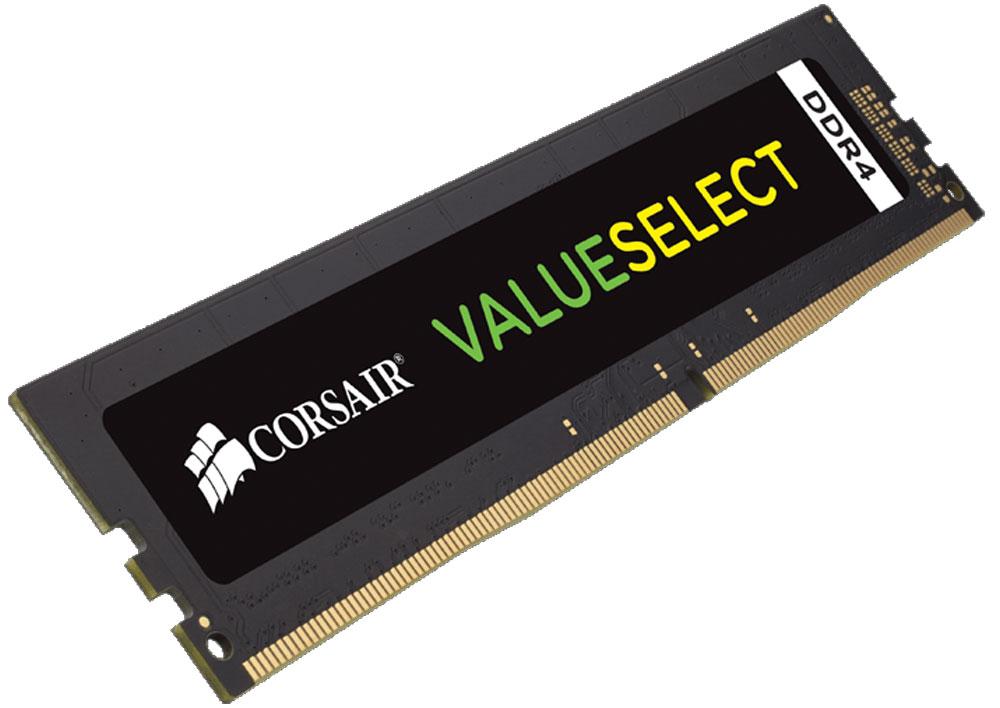 Corsair ValueSelect DDR4 4Gb 2133 МГц модуль оперативной памяти (CMV4GX4M1A2133C15)