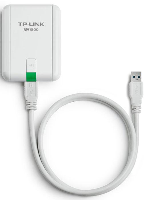 TP-Link Archer T4UH AC1200 беспроводной USB-адаптер
