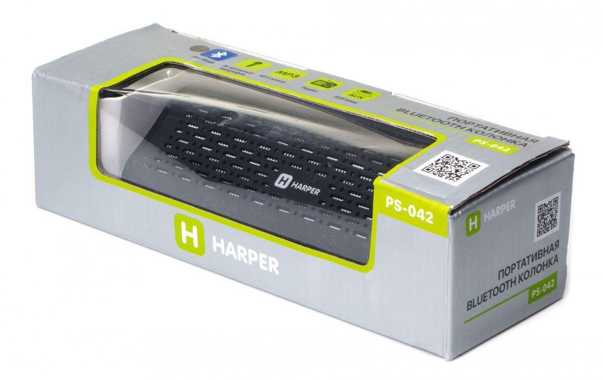 Harper PS-042, Black портативная колонка