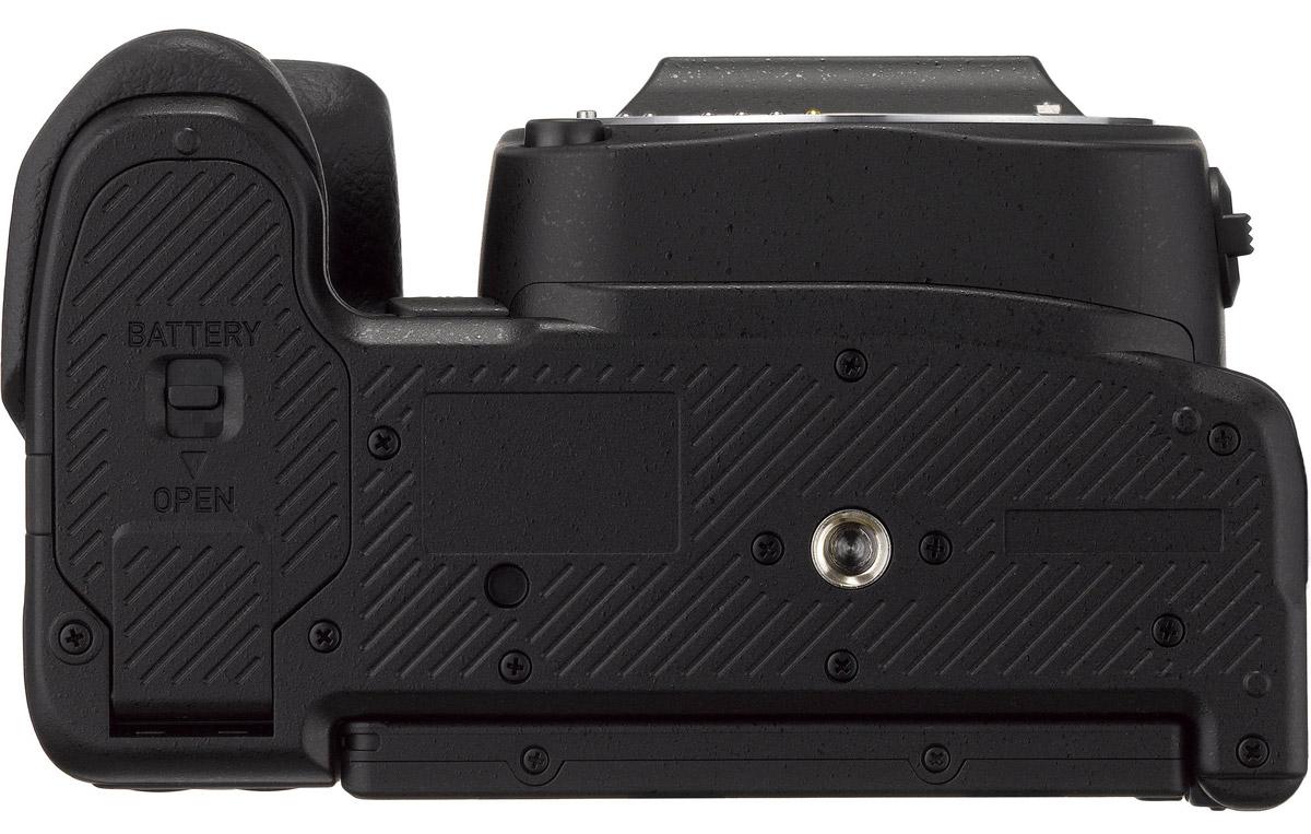 Pentax K-70 Body, Black цифровая зеркальная фотокамера
