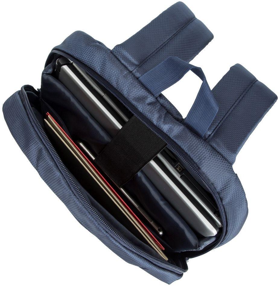 "Riva 8065, Dark Blue рюкзак для ноутбука 15.6"""
