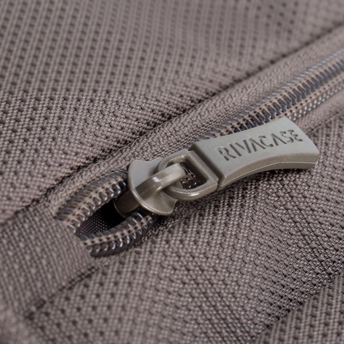 "Riva 8065, Khaki рюкзак для ноутбука 15.6"""