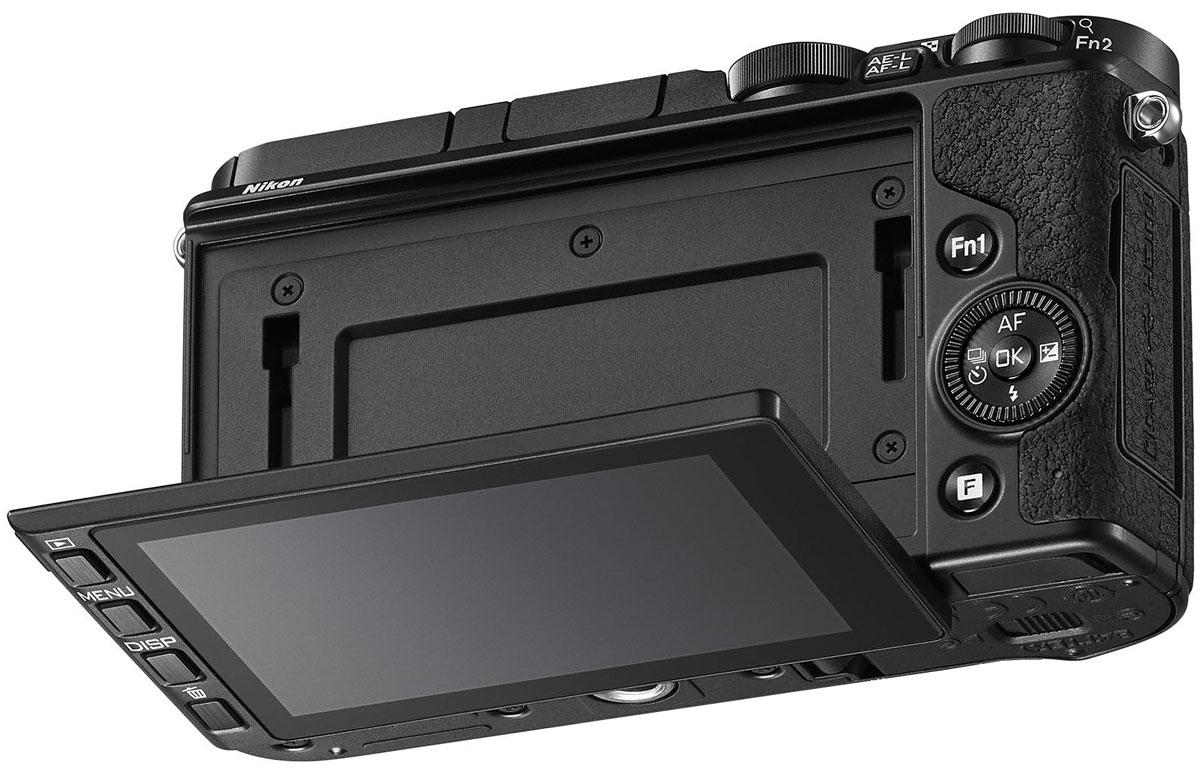 Nikon 1 V3 Body, Black цифровая фотокамера