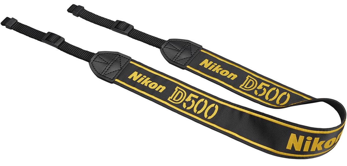 Nikon D500 Body, Black цифровая зеркальная камера