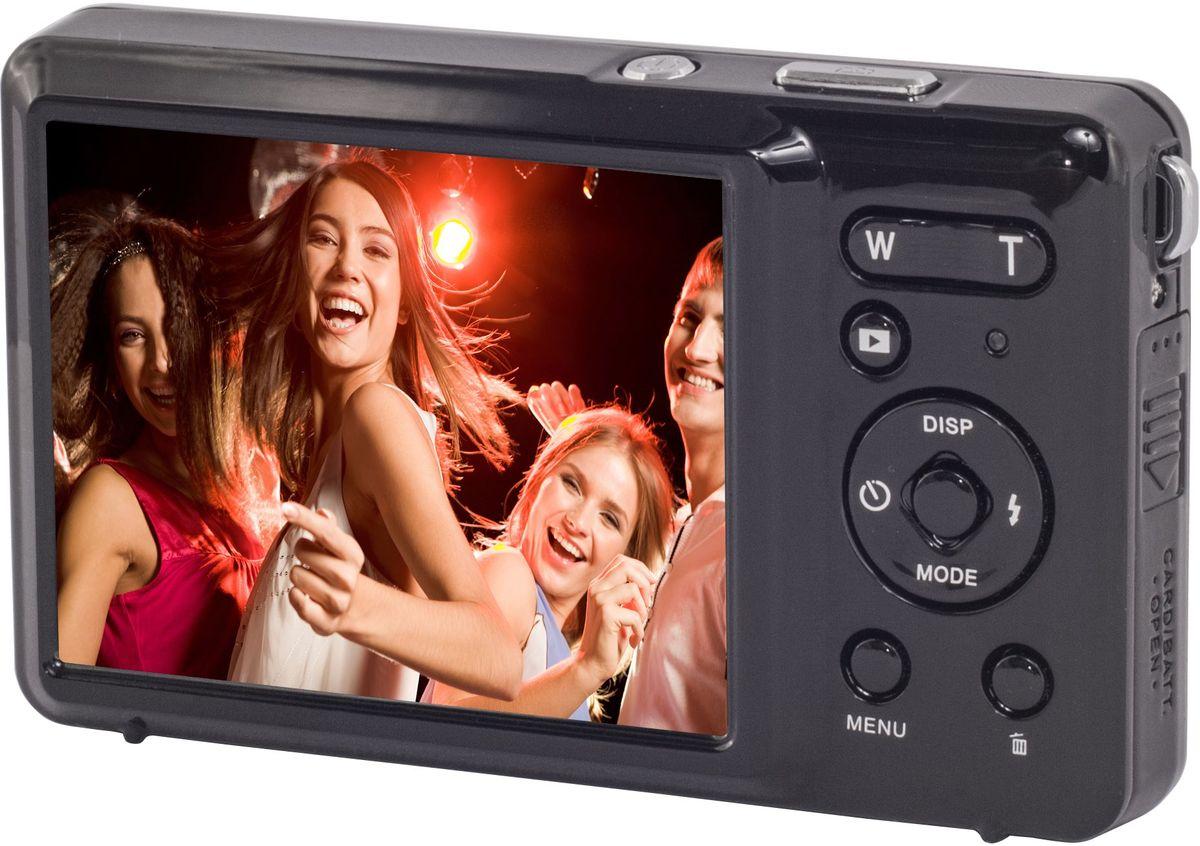 Rekam iLook S959i, Black цифровая фотокамера
