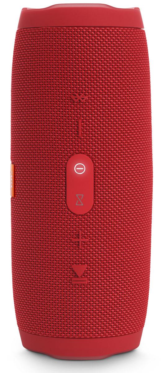 JBL Charge 3, Red портативная акустическая система