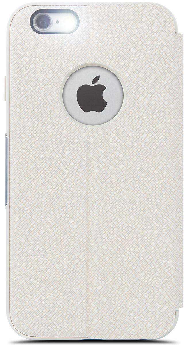 Moshi SenseCover чехол для iPhone 6/6s, Beige