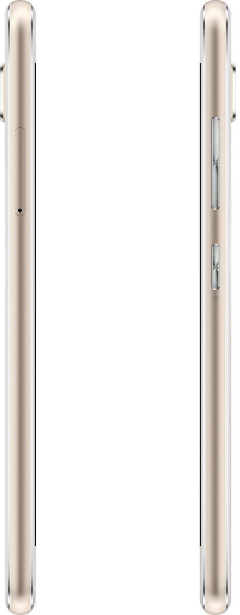 Asus ZenFone 3 ZE520KL, Moonlight White (90AZ0172-M00590)