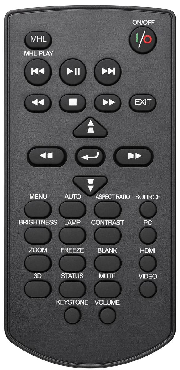 Vivitek H1060, White кинотеатральный проектор