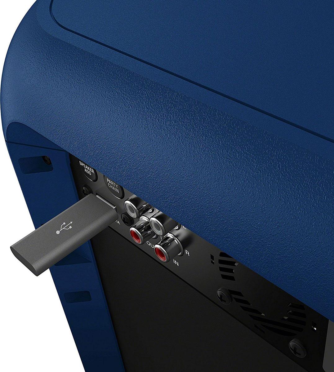 Sony GTK-XB7, Blue акустическая система