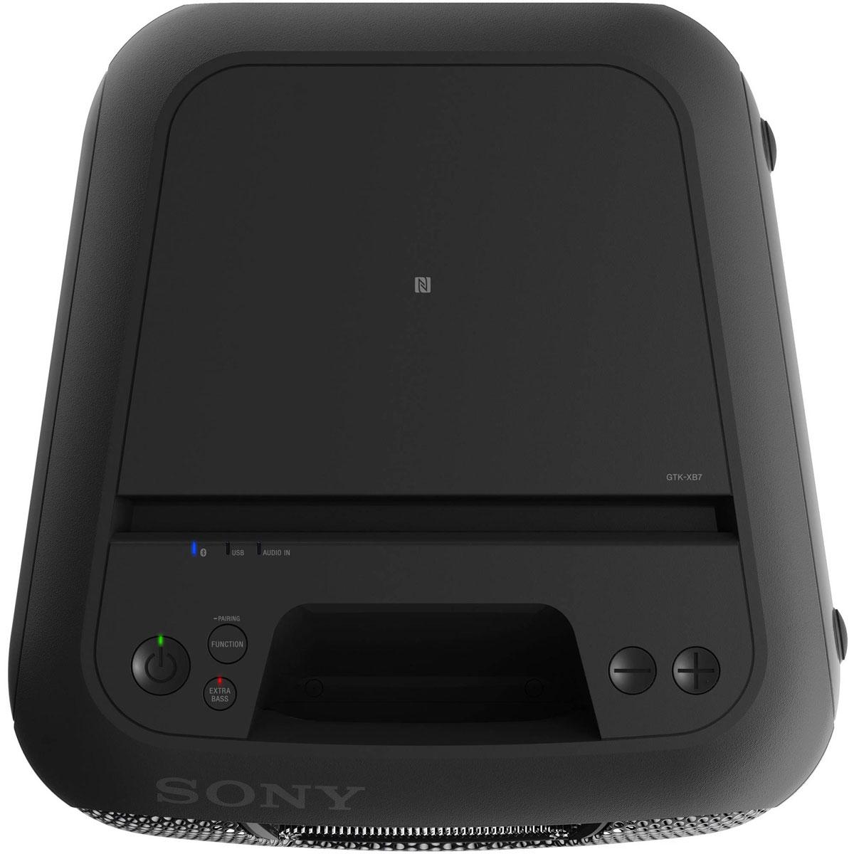Sony GTK-XB7, Black акустическая система