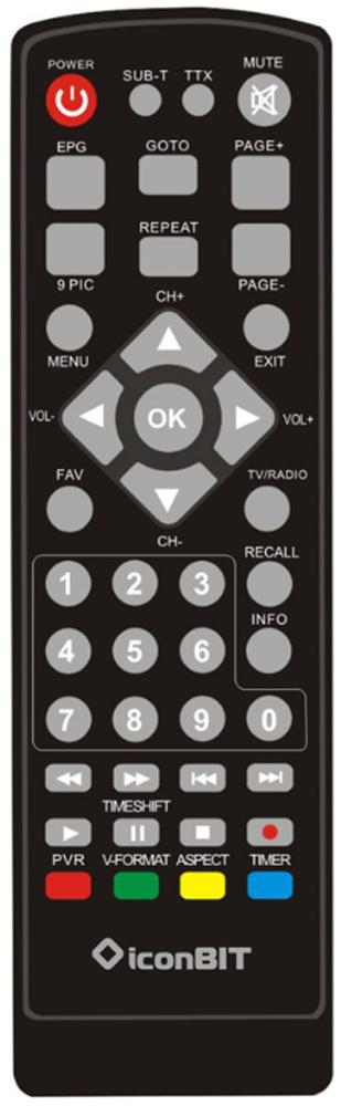 IconBIT Movie HDS T2 ТВ-ресивер