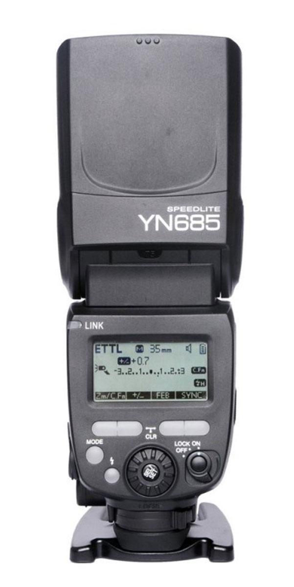 YongNuo Speedlite YN685 вспышка для Canon