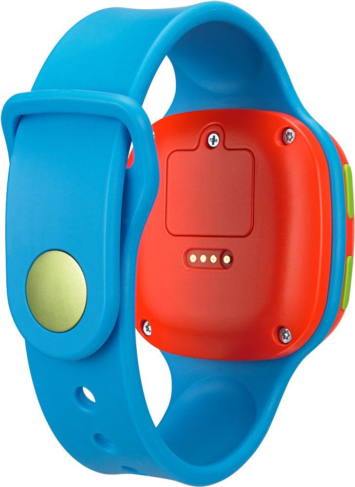 Alcatel SW10 MoveTime, Blue Red детские часы-телефон