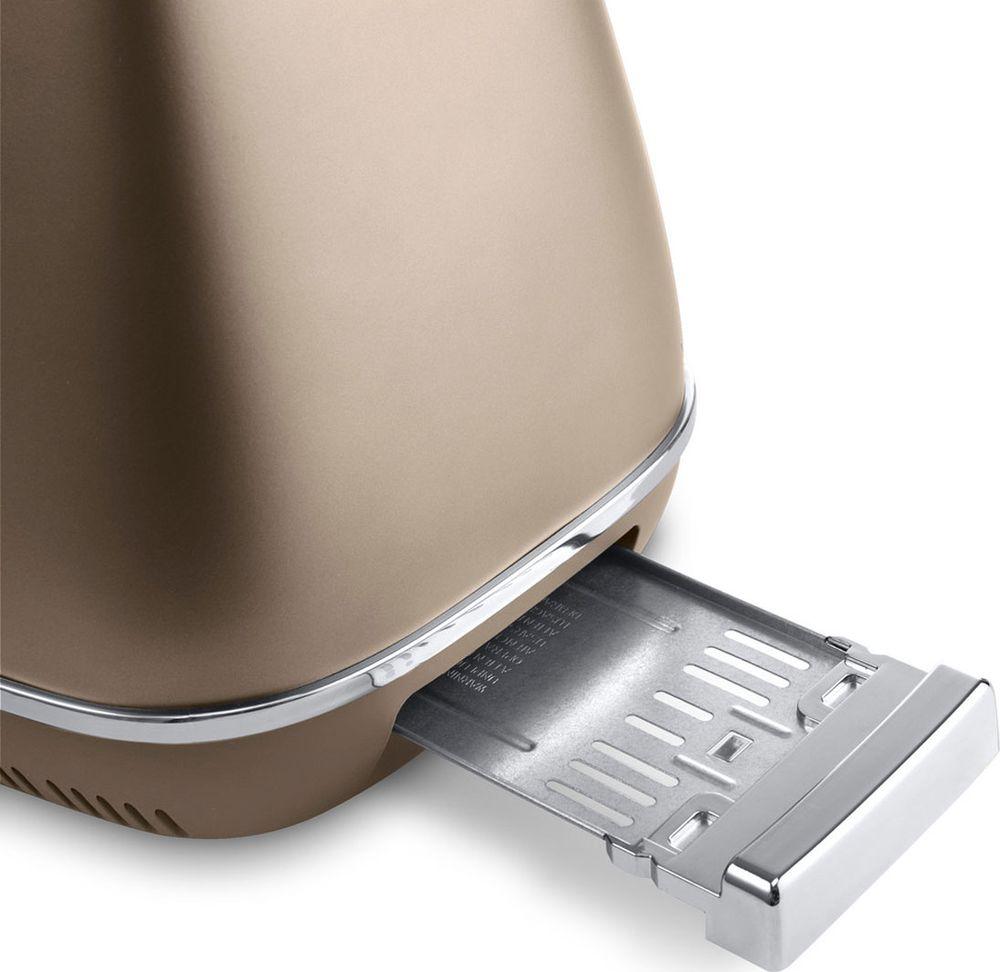 DeLonghi Distinta CTI2103.BZ, Bronze тостер