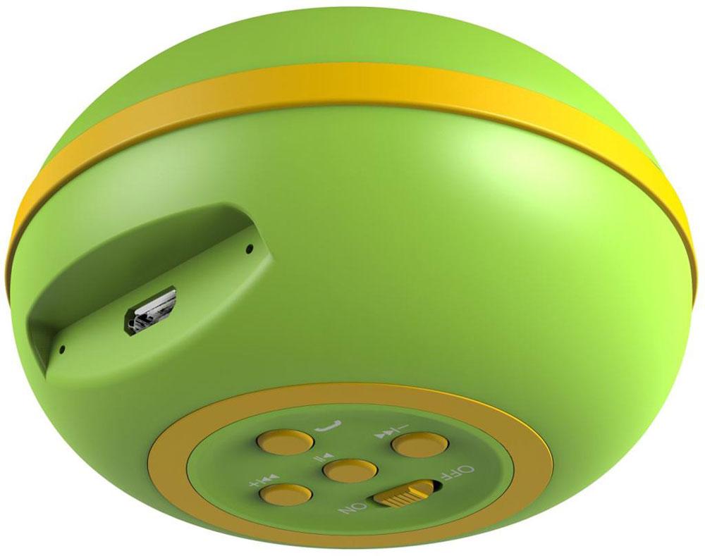 Genius SP-906BT, Green портативная колонка