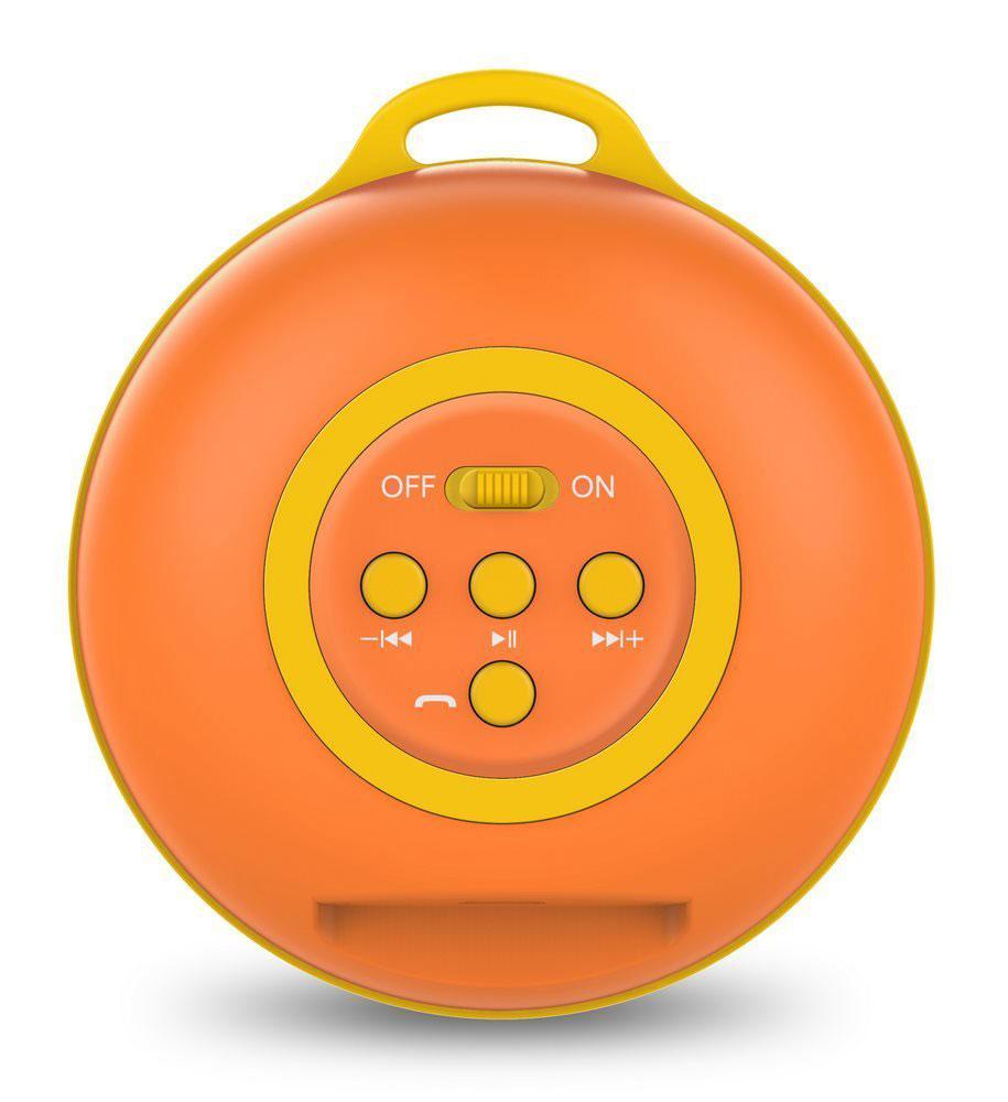Genius SP-906BT, Orange портативная колонка