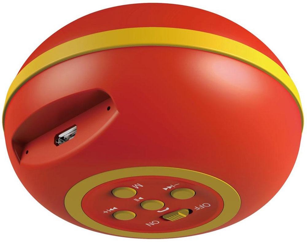 Genius SP-906BT, Red портативная колонка
