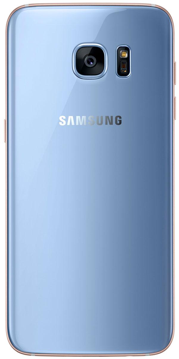 Samsung SM-G935F Galaxy S7 Edge (32GB), Blue Coral