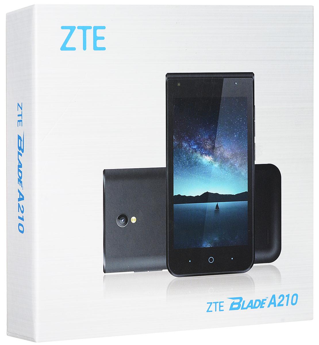 ZTE Blade A210, Silver