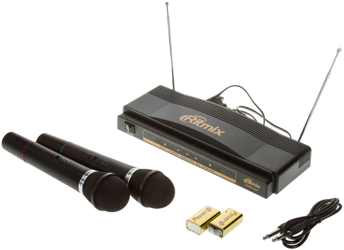 Ritmix RWM-220 микрофон