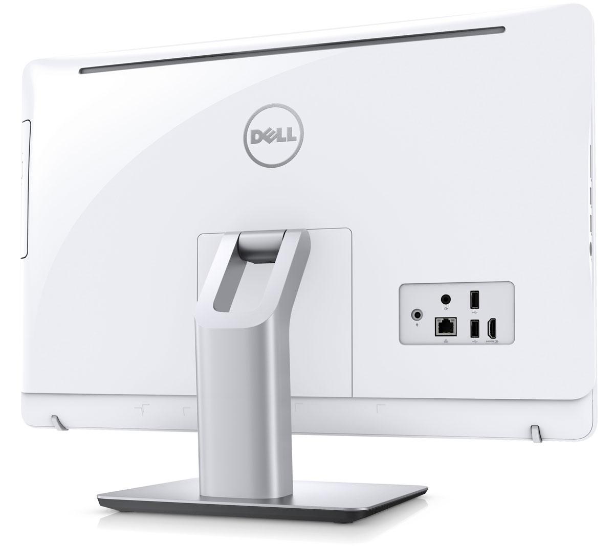 Dell Inspiron 3263-0700, White моноблок
