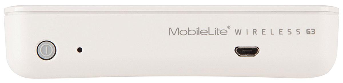 Kingston MobileLite Wireless G3 картридер с аккумулятором
