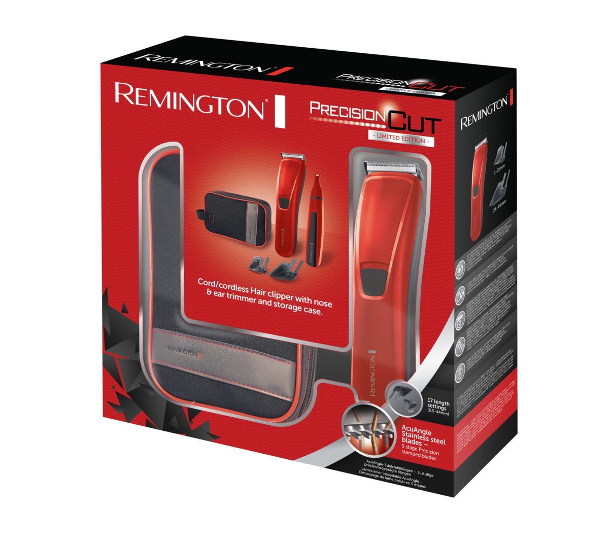 Remington HC 5302, Red набор для стрижки волос